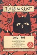 Black Cat (1895-1922 Shortstory) Pulp Vol. 6 #10