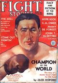 Fight Stories (1928-1952 Fiction House) Pulp Vol. 4 #3