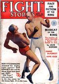 Fight Stories (1928-1952 Fiction House) Pulp Vol. 4 #4