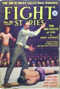 Fight Stories (1928-1952 Fiction House) Pulp Vol. 4 #8