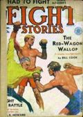 Fight Stories (1928-1952 Fiction House) Pulp Vol. 4 #10
