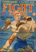 Fight Stories (1928-1952 Fiction House) Pulp Vol. 4 #11