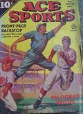 Ace Sports (1936-1949 Periodical House) Pulp Vol. 9 #4
