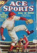 Ace Sports (1936-1949 Periodical House) Pulp Vol. 11 #1
