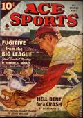 Ace Sports (1936-1949 Periodical House) Pulp Vol. 12 #3
