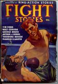 Fight Stories (1928-1952 Fiction House) Pulp Vol. 4 #12