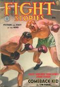 Fight Stories (1928-1952 Fiction House) Pulp Vol. 5 #2