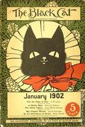 Black Cat (1895-1922 Shortstory) Pulp Vol. 7 #4