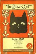 Black Cat (1895-1922 Shortstory) Pulp Vol. 7 #9