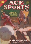 Ace Sports (1936-1949 Periodical House) Pulp Vol. 14 #1