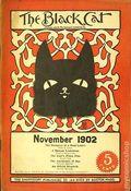 Black Cat (1895-1922 Shortstory) Pulp Vol. 8 #2