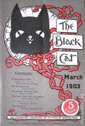 Black Cat (1895-1922 Shortstory) Pulp Vol. 8 #6