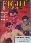 Fight Stories (1928-1952 Fiction House) Pulp Vol. 5 #4