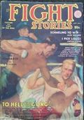 Fight Stories (1928-1952 Fiction House) Pulp Vol. 5 #8