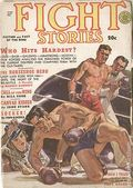 Fight Stories (1928-1952 Fiction House) Pulp Vol. 5 #10