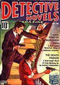 Detective Novels Magazine (1938-1949 Better Publications) Pulp Vol. 1 #1
