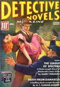 Detective Novels Magazine (1938-1949 Better Publications) Pulp Vol. 1 #2