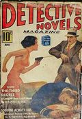 Detective Novels Magazine (1938-1949 Better Publications) Pulp Vol. 1 #3