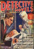 Detective Novels Magazine (1938-1949 Better Publications) Pulp Vol. 2 #2