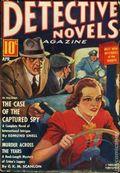Detective Novels Magazine (1938-1949 Better Publications) Pulp Vol. 3 #2