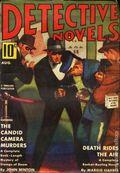 Detective Novels Magazine (1938-1949 Better Publications) Pulp Vol. 4 #1