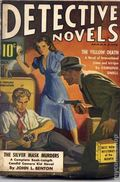 Detective Novels Magazine (1938-1949 Better Publications) Pulp Vol. 4 #2