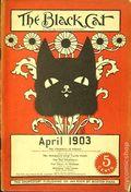 Black Cat (1895-1922 Shortstory) Pulp Vol. 8 #7