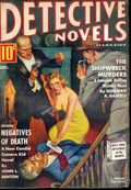 Detective Novels Magazine (1938-1949 Better Publications) Pulp Vol. 4 #3
