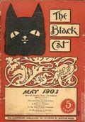 Black Cat (1895-1922 Shortstory) Pulp Vol. 8 #8