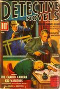 Detective Novels Magazine (1938-1949 Better Publications) Pulp Vol. 5 #1