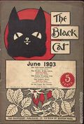 Black Cat (1895-1922 Shortstory) Pulp Vol. 8 #9