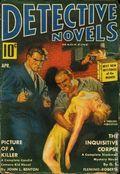 Detective Novels Magazine (1938-1949 Better Publications) Pulp Vol. 5 #2