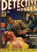 Detective Novels Magazine (1938-1949 Better Publications) Pulp Vol. 6 #1