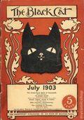 Black Cat (1895-1922 Shortstory) Pulp Vol. 8 #10