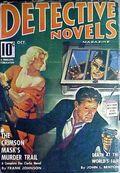 Detective Novels Magazine (1938-1949 Better Publications) Vol. 6 #2