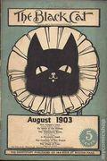 Black Cat (1895-1922 Shortstory) Pulp Vol. 8 #11