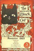 Black Cat (1895-1922 Shortstory) Pulp Vol. 9 #2