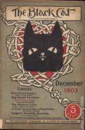Black Cat (1895-1922 Shortstory) Pulp Vol. 9 #3