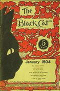 Black Cat (1895-1922 Shortstory) Pulp Vol. 9 #4