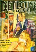 Detective Novels Magazine (1938-1949 Better Publications) Pulp Vol. 7 #1