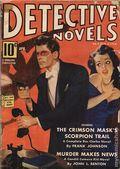 Detective Novels Magazine (1938-1949 Better Publications) Pulp Vol. 7 #2