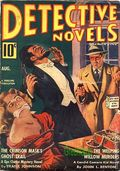 Detective Novels Magazine (1938-1949 Better Publications) Pulp Vol. 8 #1