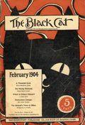 Black Cat (1895-1922 Shortstory) Pulp Vol. 9 #5