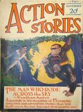 Action Stories (1921-1950 Fiction House) Pulp Vol. 1 #3