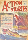 Action Stories (1921-1950 Fiction House) Pulp Vol. 1 #4