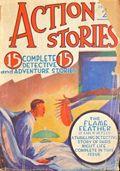Action Stories (1921-1950 Fiction House) Pulp Vol. 1 #5