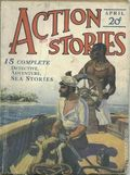 Action Stories (1921-1950 Fiction House) Pulp Vol. 1 #8