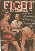 Fight Stories (1928-1952 Fiction House) Pulp Vol. 6 #1