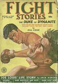 Fight Stories (1928-1952 Fiction House) Pulp Vol. 6 #2