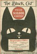 Black Cat (1895-1922 Shortstory) Pulp Vol. 9 #12